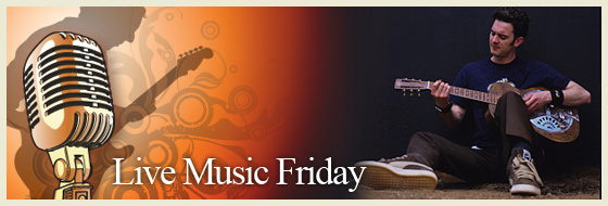 Live Music Friday - G Love & Special Sauce